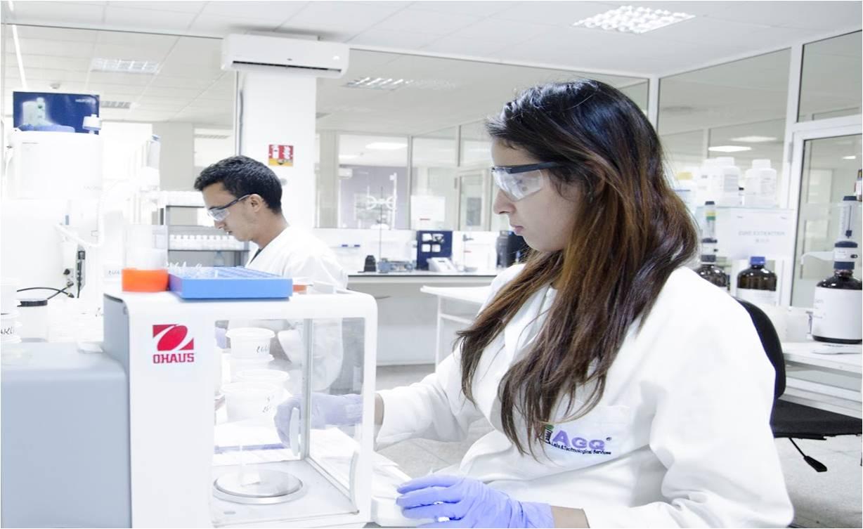 AGQ Labs au Royaume du Maroc