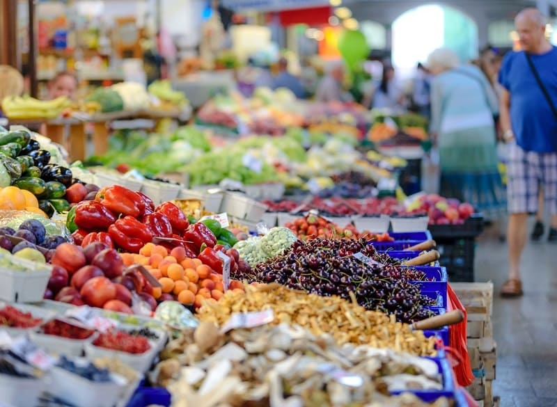 residus de pesticides dans les aliments